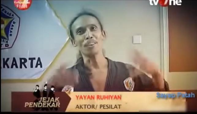 WAW..PENCAPAIAN YAYAN RUHIYAN, MASTER SILAT INDONESIA YANG MENEMBUS DUNIA