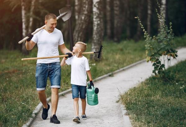 6 Hal Yang Harus Diketahui Mengenai Organic Parenting