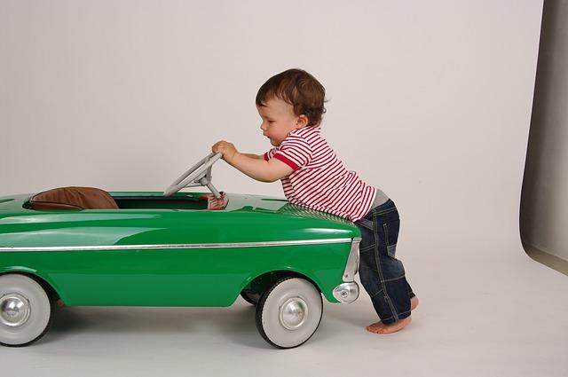 cara agar bayi cepat jalan dan bicara